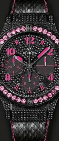 Hublot Black Fluo Pink