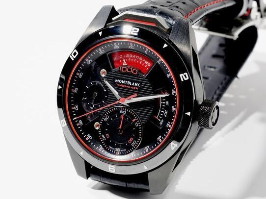 Montblanc Timewalker Chronograph replica