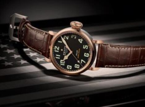 fake zenith pilot extra special thayer limited edition bronze watch
