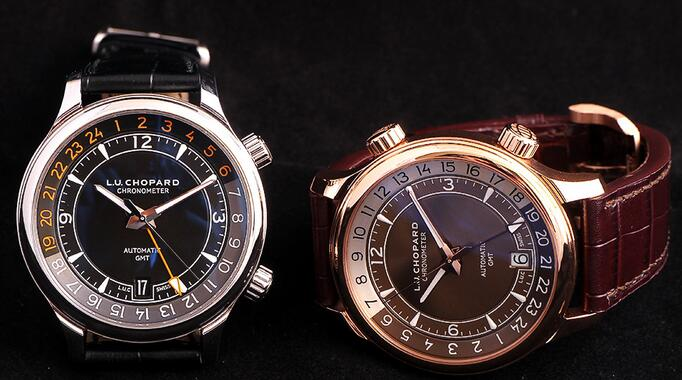 stainless steel chopard luc replica
