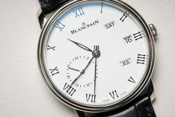 Replica Blancpain Villeret Annual Calendar