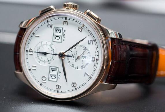 Replica IWC Portugieser Perpetual Calendar Watch