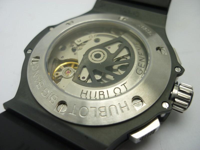 Hublot 7750 Movement Replica