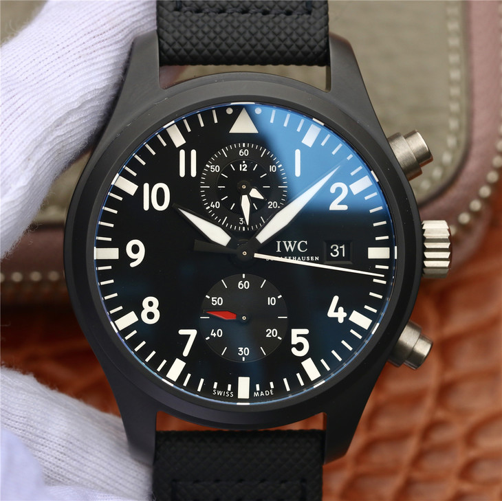 Replica IWC Pilot Top Gun